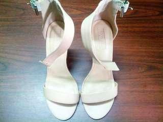 Forever 21 heels crystal kardashian inspired