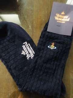 Vivienne Westwood 深藍色長襪