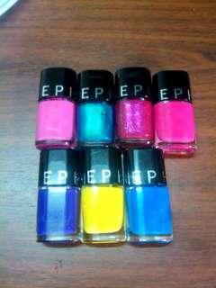 Sephora nail polish
