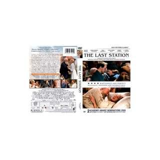 The Last Station  James McAvoy (Actor), Christopher Plummer (Actor), Michael Hoffman (Director) Format: DVD