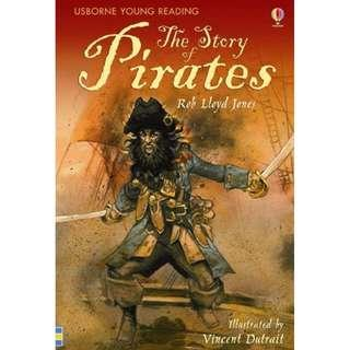 [Brand New - Hardcover] The Story of Pirates (3.3 Young Reading Series Three (Purple)) By: Rob Lloyd Jones