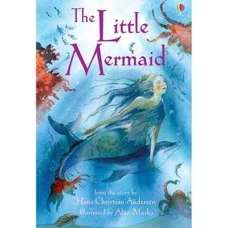 [Brand New - Hardcover] The Little Mermaid (3.1 Young Reading Series One (Red)) By: Katie Daynes, Alan Marks