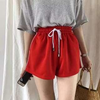 Casual Shorts runner shorts girl's short pants brand new Instock