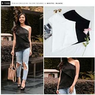 One shoulder (M fit to L)