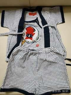 日本浴衣三件裝