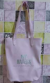 My Haters Are My Motivations - Tote Bag