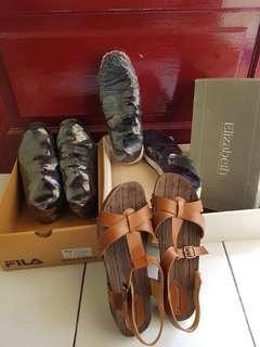 Sepatu Sandal Elizabeth size 40