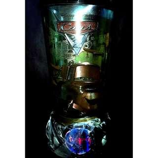 Cars 2 (Movie) soft drink Mug (peripheral products)