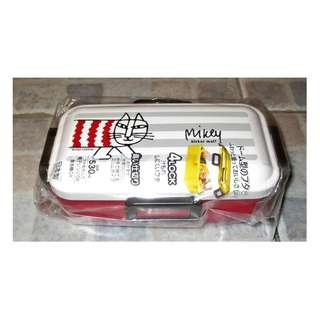 日本 Skater Storage Lisa Larson Mikey 貓 4-Lock 餐盒 午餐盒 便當箱 Lunch box 全新