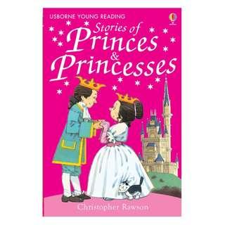 [Brand New - Hardcover] Stories of Princes and Princesses (3.1 Young Reading Series One (Red)) By: Christopher Rawson