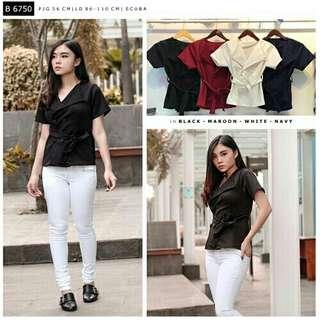 Blouse (M fit to XL)