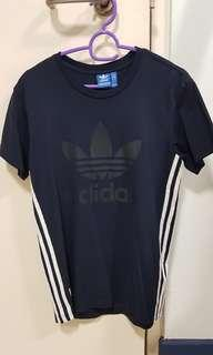 Dark Blue Original Adidas Top