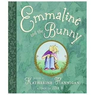 [Brand New - Hardcover] Emmaline and the Bunny By: Katherine Hannigan