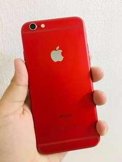 Iphone 6S 64GB Red Edition