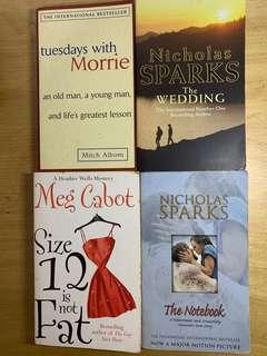 🚚 [free delivery no meetups] popular fiction