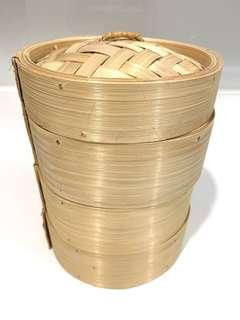 Bamboo Steamer - small and medium size