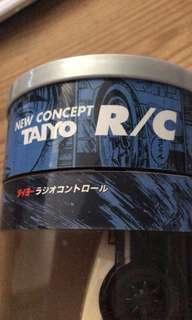 New concept TAIYO AE86 R/C 1/24