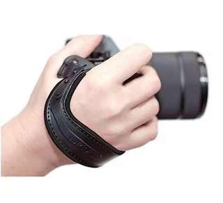Spider light hand strap - Black