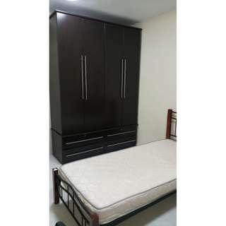No Agent Fee Common Room @ Blk 111 Bishan Street 12 wtih A/C, WiFi.