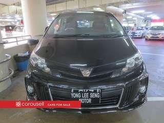 Toyota Estima 2.4A Aeras Premium Moonroof (COE till 03/2027)