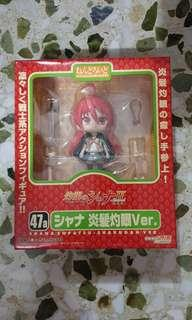Clearance Sale - Nendoroid Series 47a Shana Enpatsu (Shakugan Version)