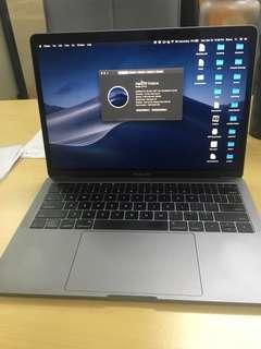 "Macbook Pro 13"" 2017 i5 8GB 256GB"