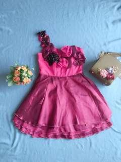 Luxury Party Dress floral
