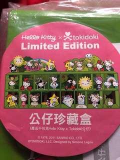 Hello Kitty收藏品2011全套連展示屋