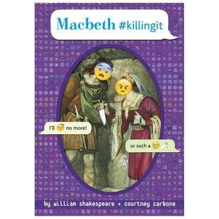 [Brand New - Hardcover] Macbeth #Killingit (Omg Shakespeare) By: William Shakespeare, Courtney Carbone