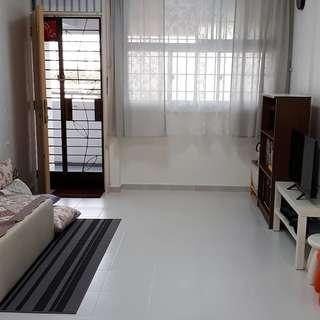 No Aircon, master-room for rent