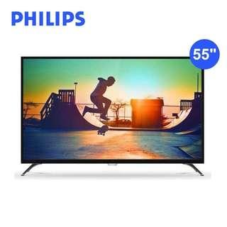 """Brand new Philips 55"""" FULL HD SMART DIGITAL READY LED TV For $899 . Warranty from philips"""