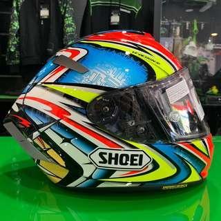 Helmet SHOEI X-SPIRIT III DAIJIRO TC-1