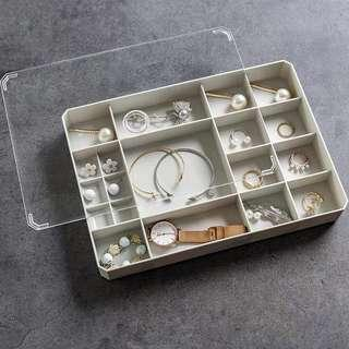 🚚 Accessories Jewellery Organiser Compartments