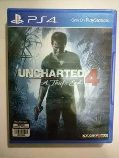 WTS PS4 Uncharted 4