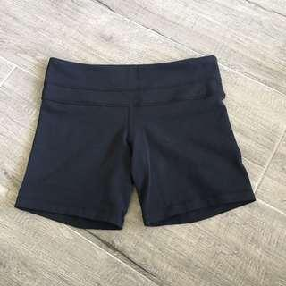 LULULEMON WORKOUT SHORTS 2