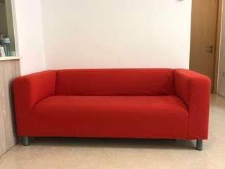 🚚 IKEA, KLIPPAN, 2-seat sofa
