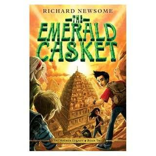 [Brand New - Paperback] The Emerald Casket (Archer Legacy) By: Richard Newsome