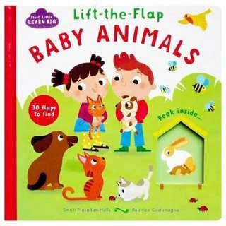 Buku Anak Baby Animals