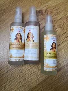 Sweet scent perfume bundle!