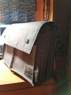 The Dude Wander 灰色郵差袋