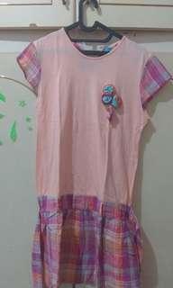 Dress Anak size xl