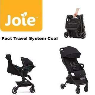 🚚 NEW Joie Pact Travel System