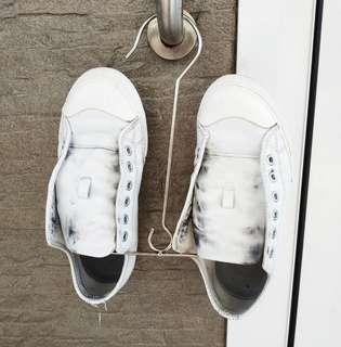 全新不銹鋼晾鞋架/乾鞋 Brand New Stainless Steel Shoe Drying Hanger