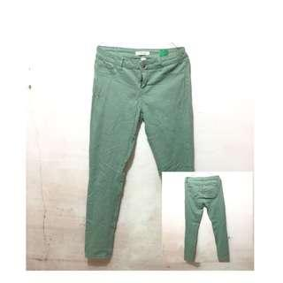 Jeans tosca