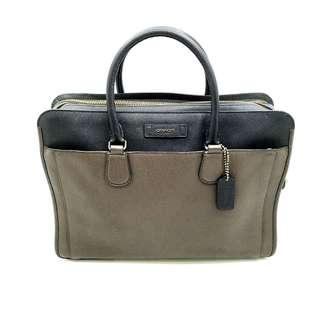 Coach 2way Business Briefcase 197003049
