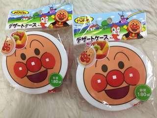 🇯🇵日本直送✈️正版 麵包超人 🍇水果盒 / 耳仔柄盒 現貨