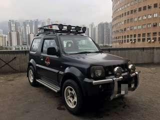SUZUKI JIMNY 2000