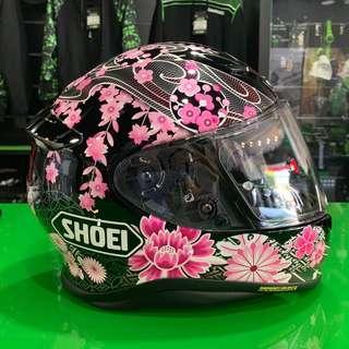 Helmet SHOEI Z-7 HARMONIC Limited Edition