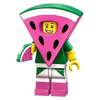 LEGO 71023 : The Lego Movie 2 - Watermelon Dude