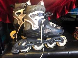 小童滾軸溜冰鞋
